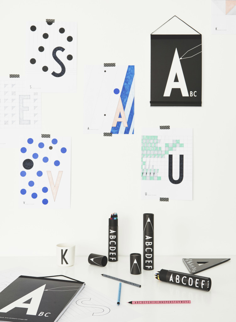 design letters give away