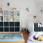 GUEST ON THE BLOG – NADINE AND HER KIDSROOM