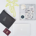 DESK SITUATION: TRAVEL VIBES