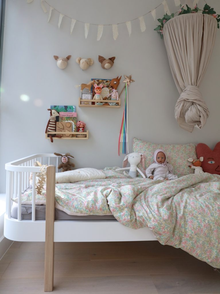 lapin and me bedroom