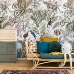 STYLING WITH JIMMY CRICKET WALLPAPER