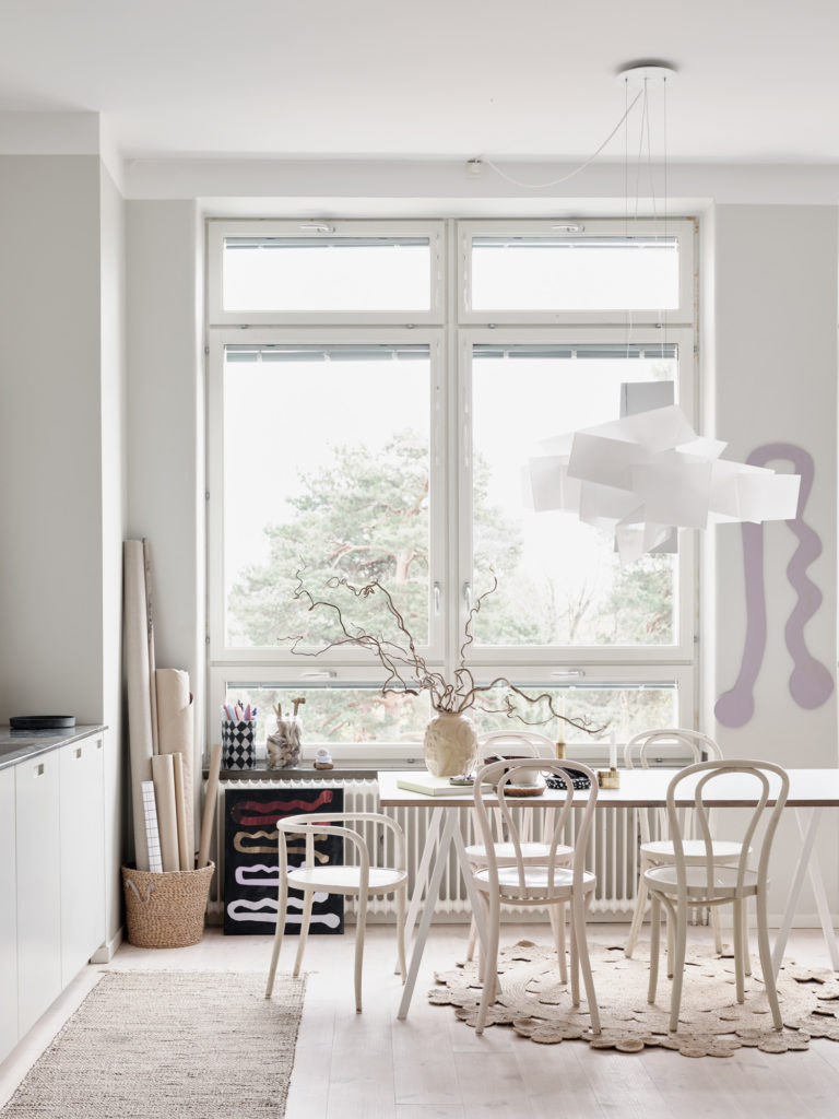 Emilia Ilke - guest on the blog interior