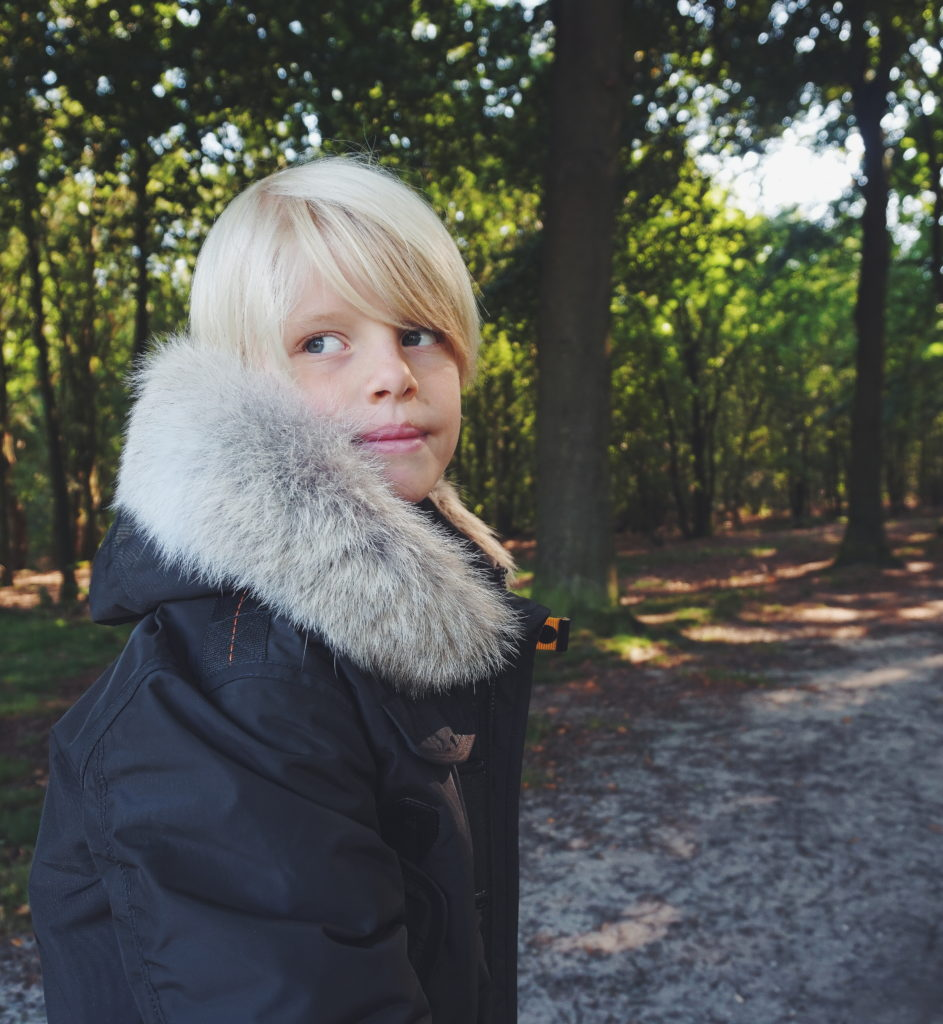 Parajumpers for winter